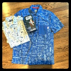 Mens collectible Star Wars bundle with free gift!